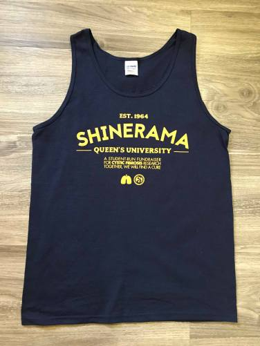 Shinerama Queen's University Tank